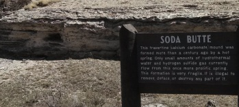 Soda Butte – Capt Pappy's Blog